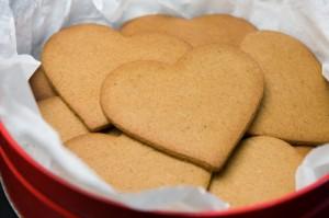 Biscuits rooibos